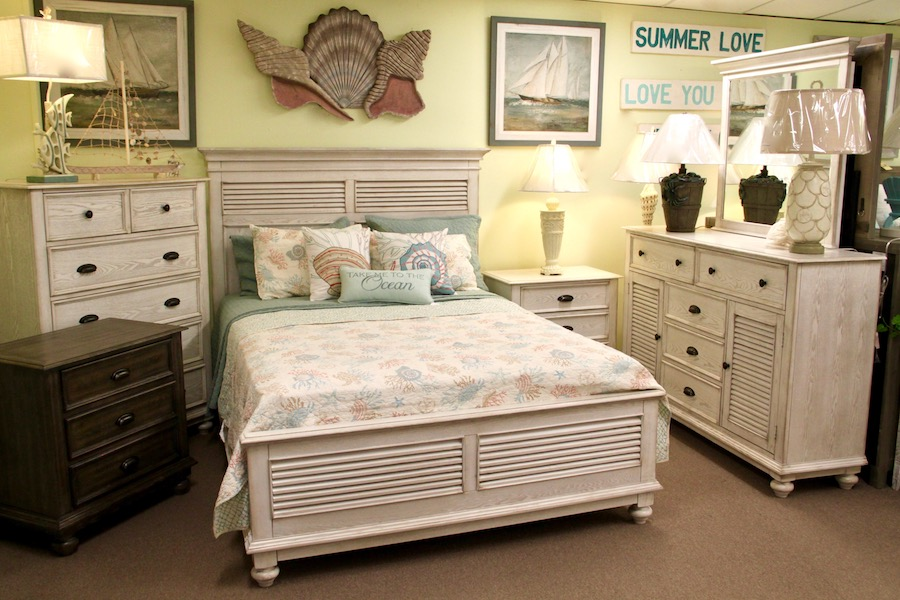 driftwood bedroom set