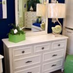 nautical bedroom dresser and mirror