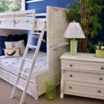 nautical bunkbed bedroom