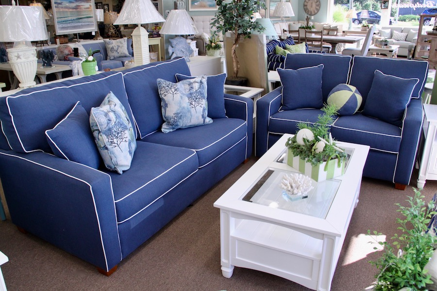 clearance sofa and loveseat