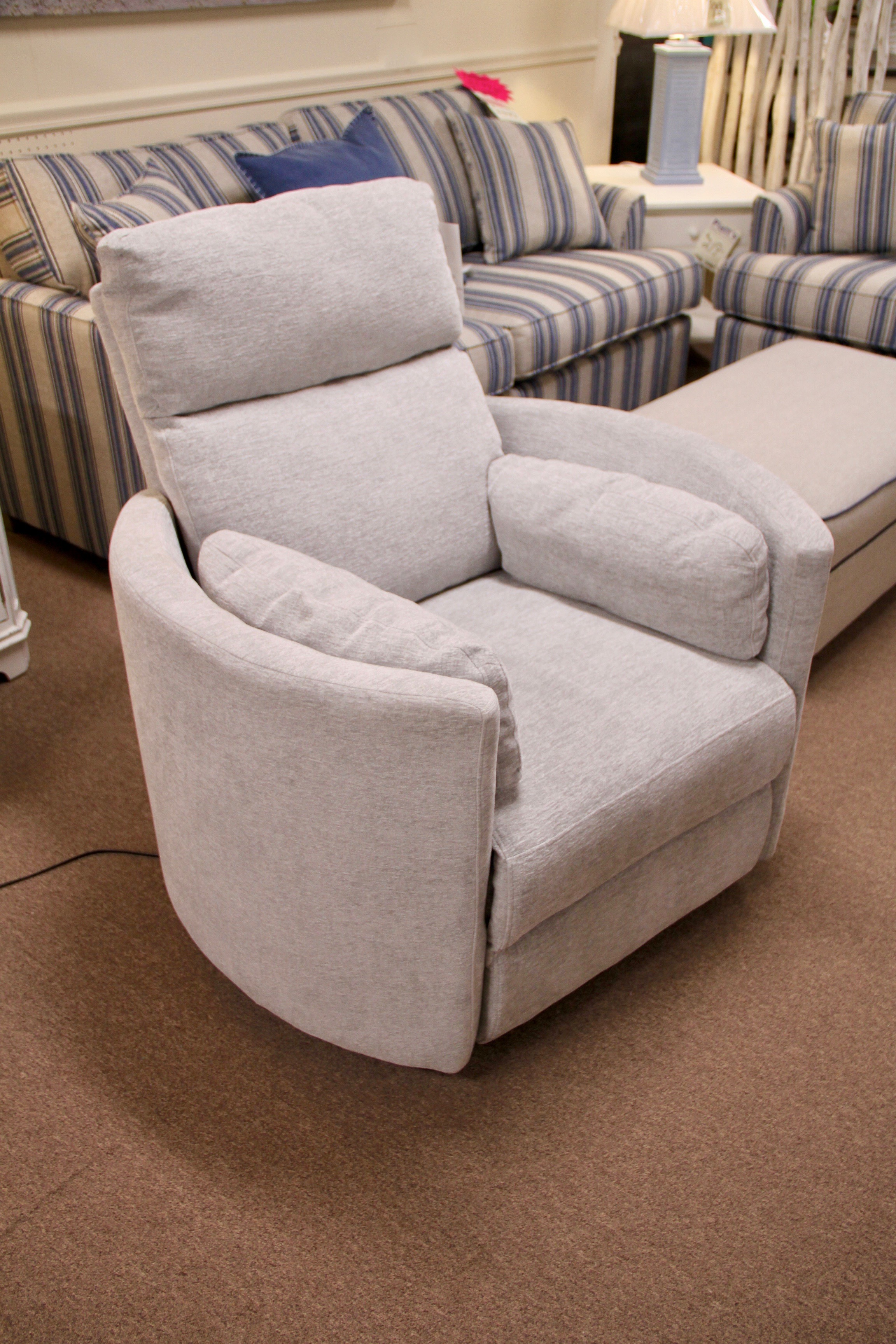 power swivel rocker recliner