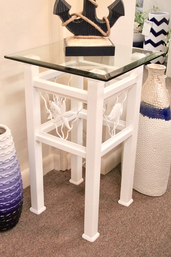 sealife accent table
