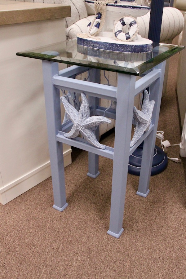 starfish accent table