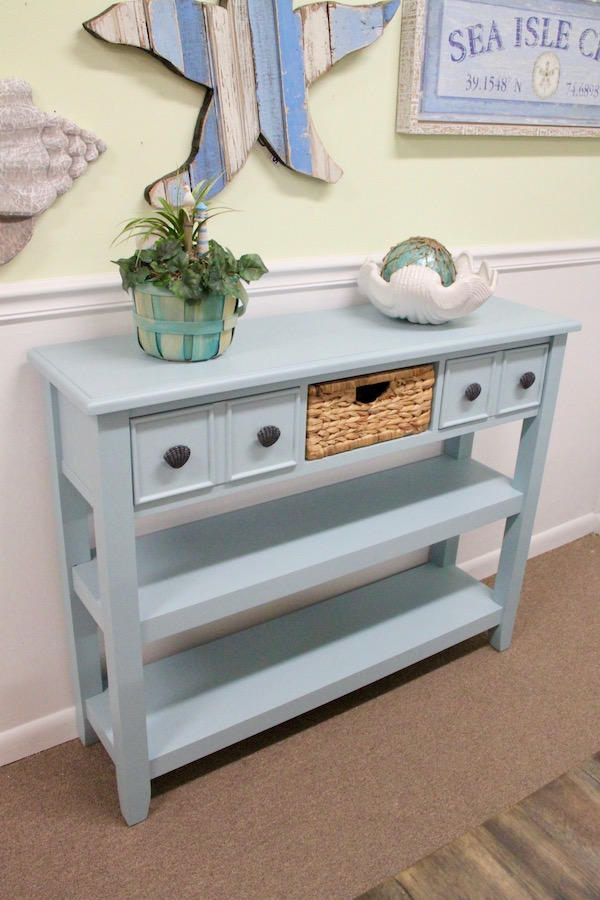 aqua entry table