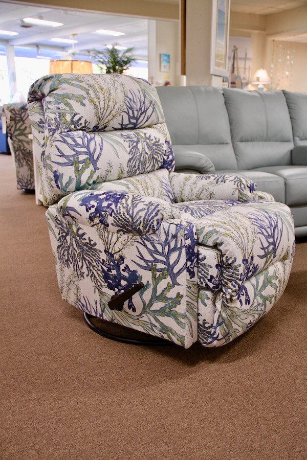 coastal swivel rocker recliner