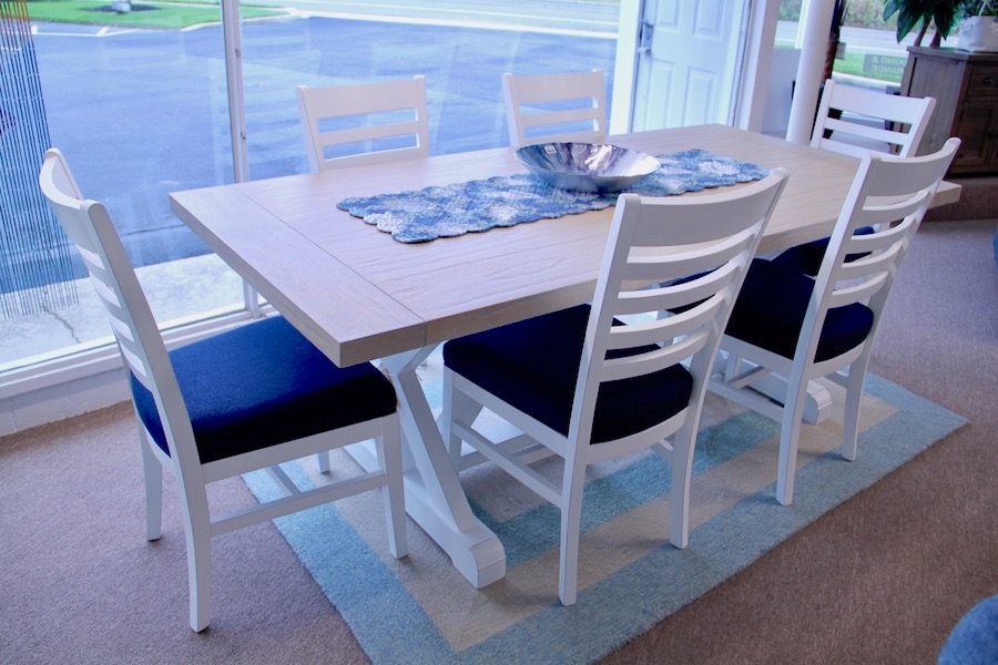 coastal dining table