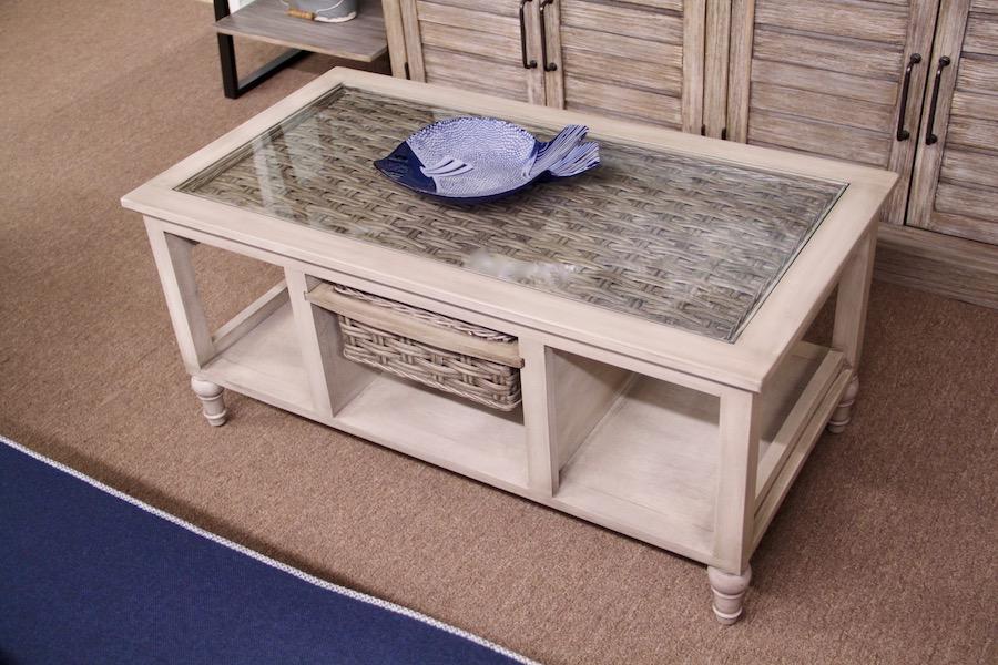 basket drawer tables