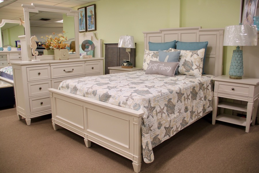 casual bedroom furniture
